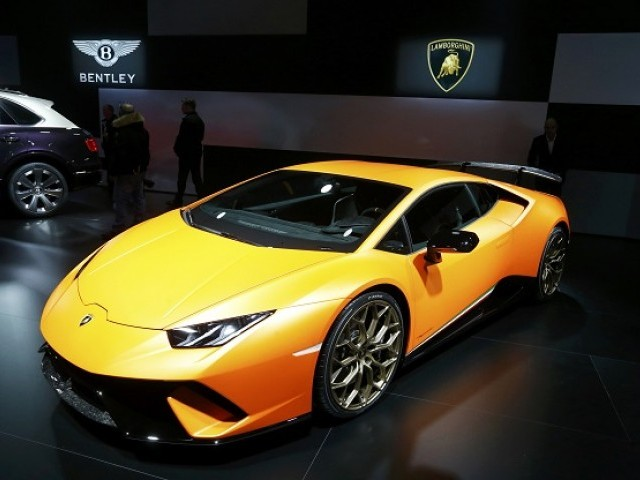 Lamborghini Open To Considering All Electric Supercar Ceo The