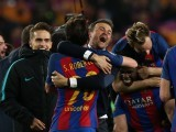 barcelona-coach-luis-enrique-and-sergi-roberto-celebrate-after-the-game