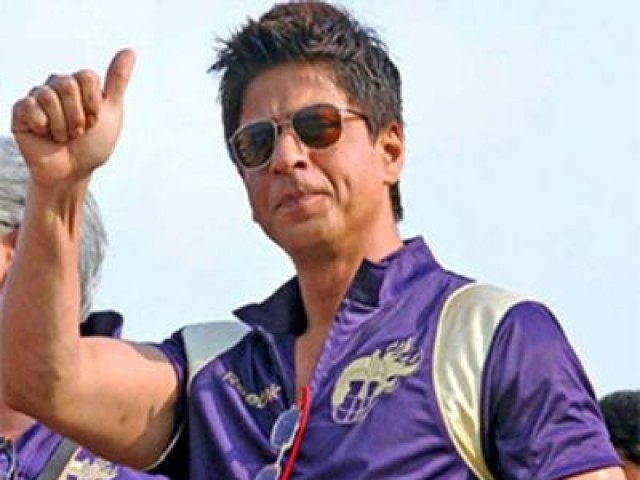 Bollywood supserstar and KKR owner Shah Rukh Khan. PHOTO: KKR