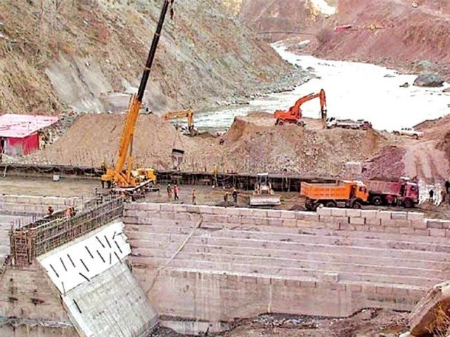 The Chinese company will hand over the Karot project, which is 80% in Punjab (powerhouse) and 20% in Azad Jammu and Kashmir (reservoir), to the government of Pakistan after 30 years PHOTO: FILE