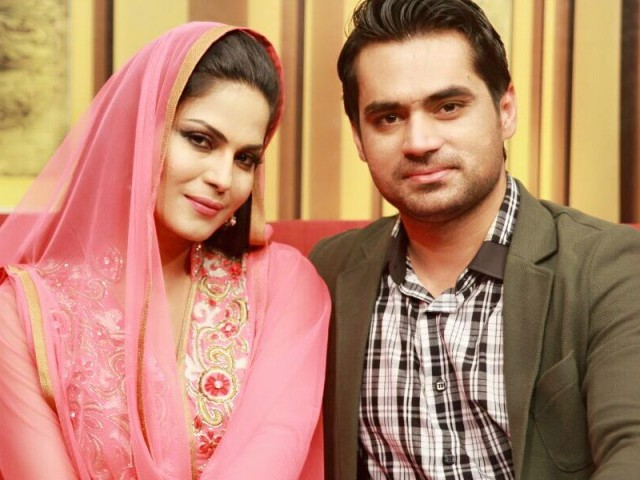 Veena Malik and Assad Khattak parted their ways