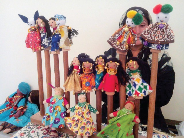 A Peek Inside The Doll Village Of Punjab The Express Tribune