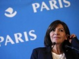 Mayor of Paris Anne Hidalgo. PHOTO: REUTERS