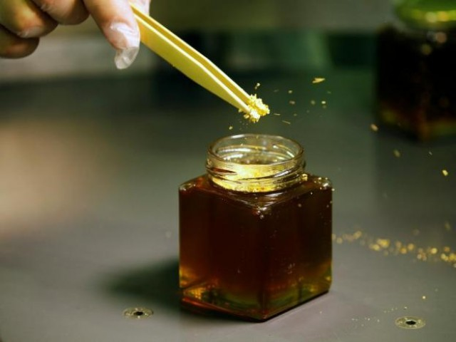 A native product prized for its antibacterial properties as much as the taste, Manuka honey fetches as much as US$102 per kilogram. PHOTO: REUTERS