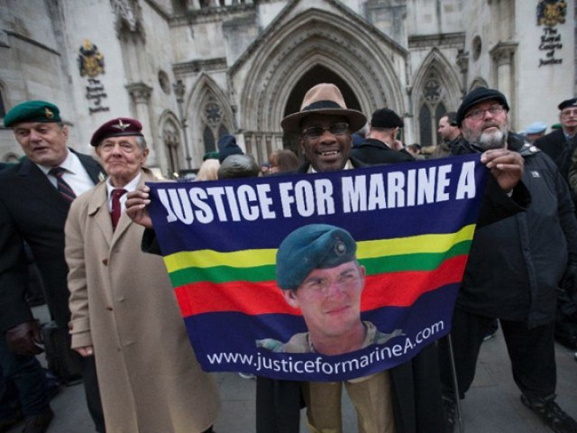 British soldier wins appeal of Taliban war crime conviction