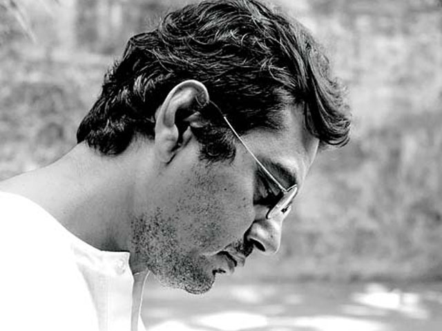 Nawazuddin Siddiqui as Manto. PHOTO:DNA