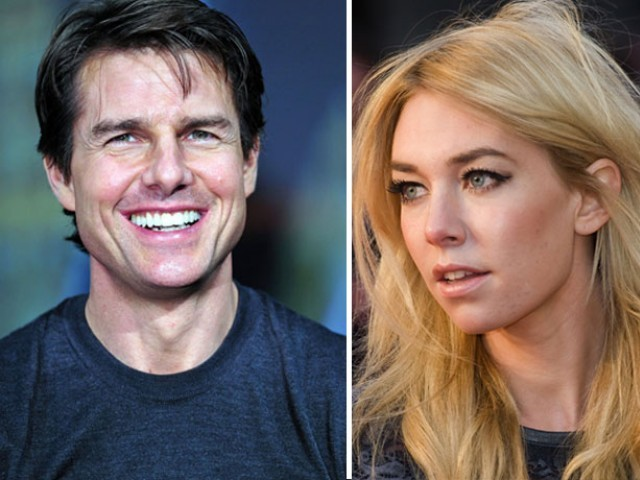 Tom Cruise Smitten by 'The Crown' Star Vanessa Kirby
