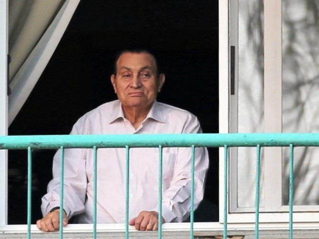 FREED!!! Egypt's Former Leader Hosni Mubarak Walks Free For First Time In Six Years
