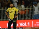 Afridi says his fans will follow him wherever he will go. PHOTO COURTESY: PSL