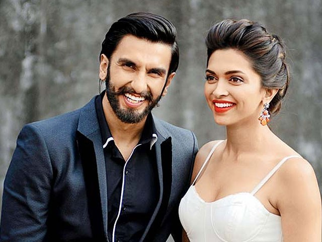 Ranveer Singh and Deepika Padukone. PHOTO: MID-DAY