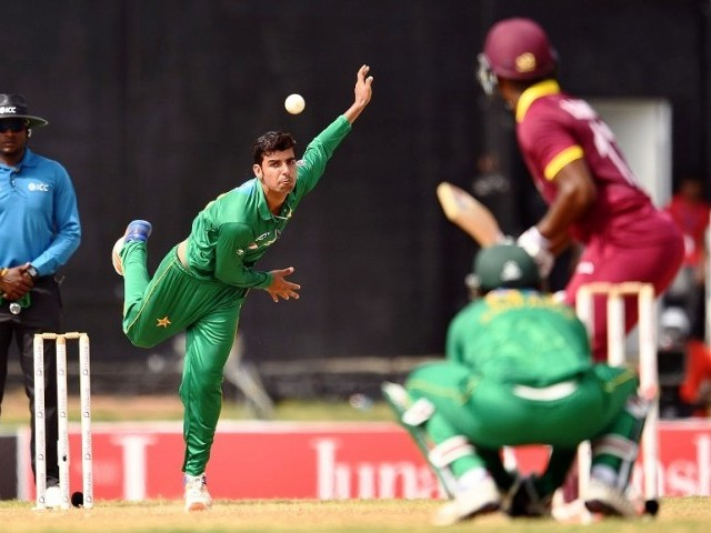 MULTITALENTED: Jones believes Shadab's fielding is better than any current Pakistani player and his bowling ability combined with his hitting prowess make him a complete package for the national team. PHOTO: AFP