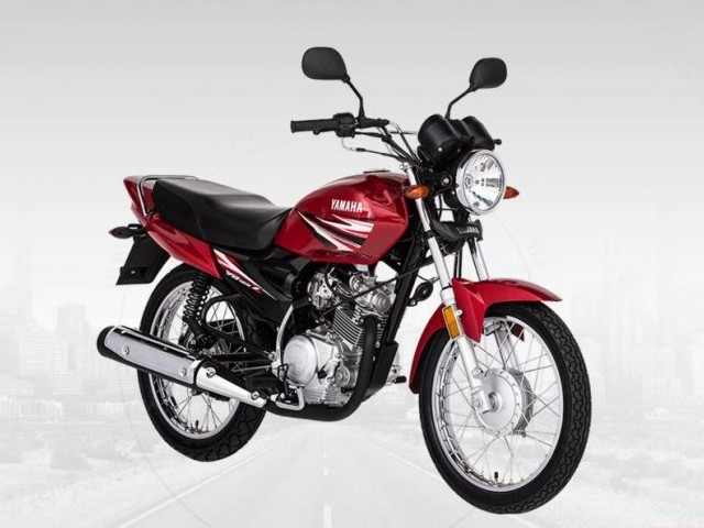YB 125Z is the third bike in the 125cc category. PHOTO COURTESY: Yamaha Motor Pakistan