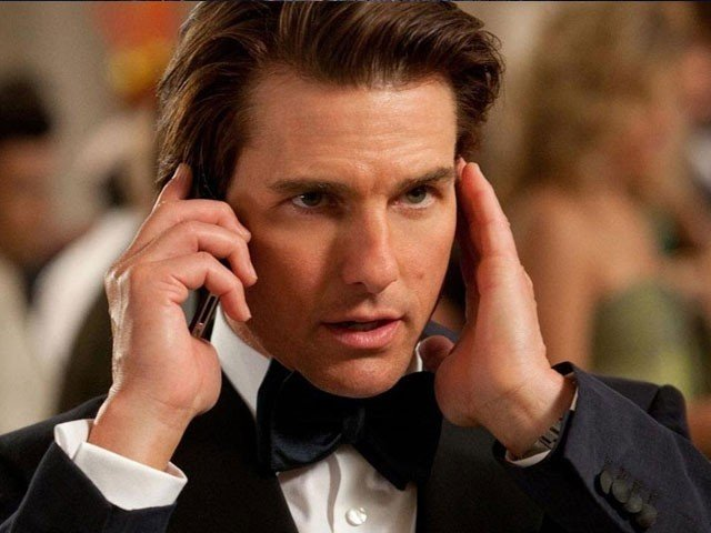 Tom Cruise and Sean Harris Start Filming for MI