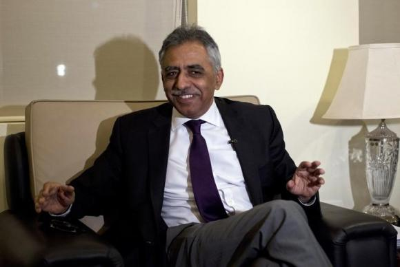 Mohammad Zubair. PHOTO: REUTERS