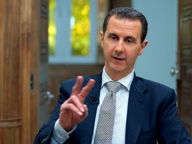 Bashar al-Assad still has 'tonnes' of chemical weapons