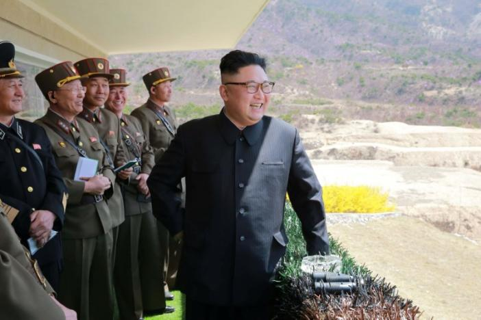 North Korea says its ready for nuclear attack