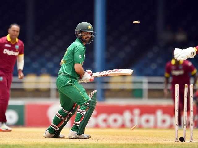 PERSONAL GAINS: Yousuf thinks Pakistani batsmen are happy if achieve a strike rate of 80, which, in the modern game, does not help the team. PHOTO: AFP