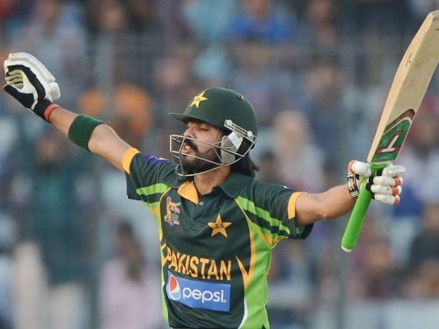 ON HIS TOES: Fawad says he has made a commitment to himself to not give up on the chance of making it to the national team and keeps company with people who motivate and encourage him. PHOTO: AFP