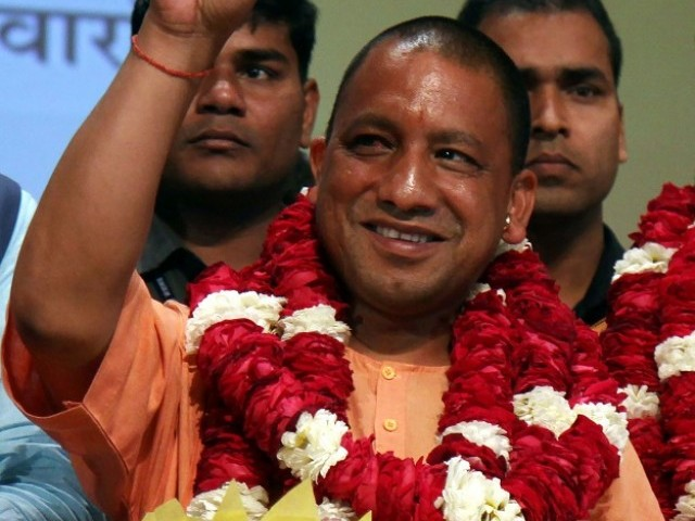 Silence on triple talaq like Draupadi episode : UP CM Yogi Adityanath