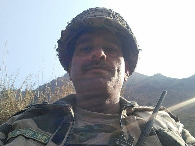 BSF men Tej Bahadur dismissed from service