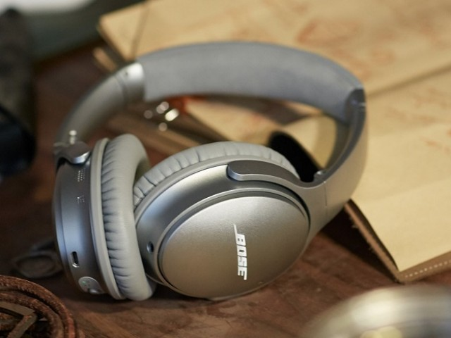The wireless headphone brand is accused of using app to keep track of music, podcasts and other audio of its users. PHOTO: BOSE