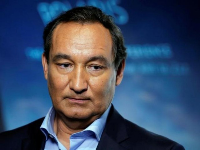 United Airlines CEO: No one will be fired in passenger-dragging incident
