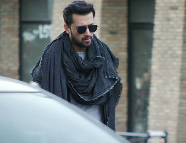 Hoor' is a song close to my heart: Atif Aslam | The Express