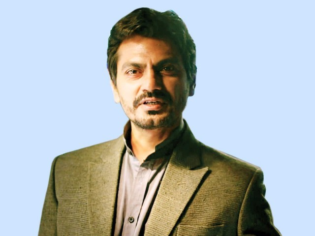 Nawazuddin Siddiqui shares video where art trumps religion