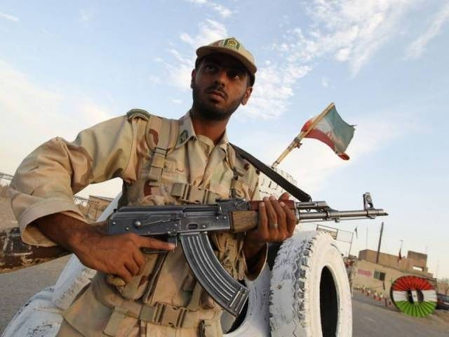 Eight Iran guards dead in clash on Pakistan border
