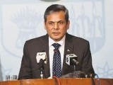 Nafees Zakaria PHOTO: AFP