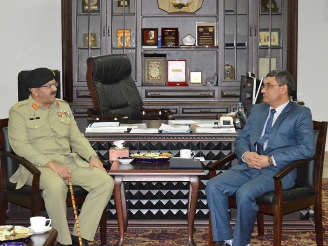 Pakistan, Afghanistan desirous of improving bilateral relations: Ayaz