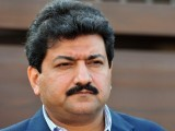 Senior journalist Hamid Mir. PHOTO: AFP