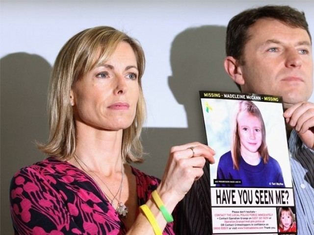 Parents of missing UK girl still hopeful she's 'out there'