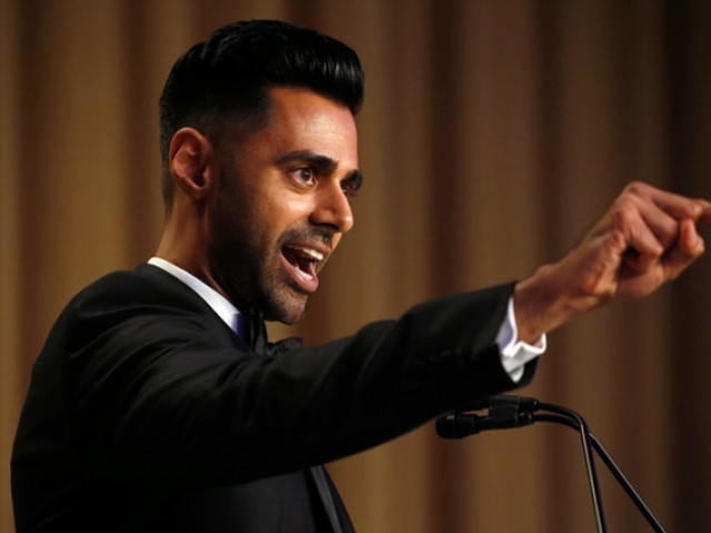 10 of Hasan Minhaj's Best Lines From the White House Correspondents' Dinner