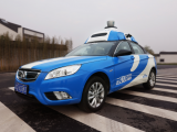 baidu-self-driving-car