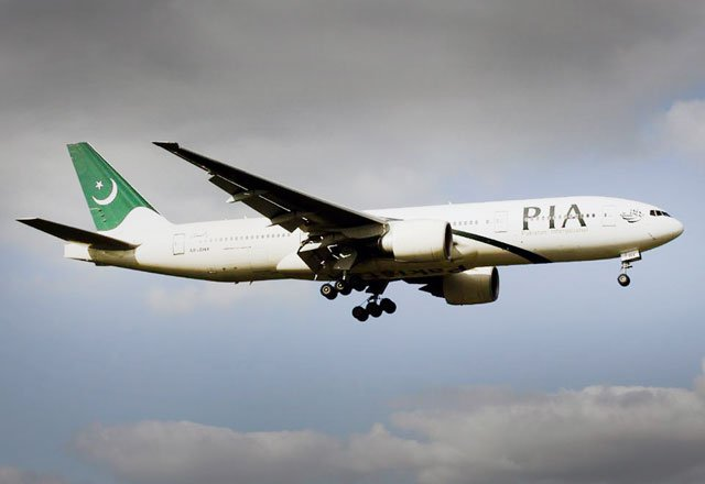 PIA to suspend Karachi-Mumbai flights from Monday