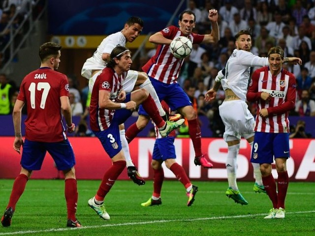 Atletico Madrid vs. Real Madrid 2017 live stream