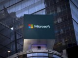 the-microsoft-logo-is-seen-on-an-electronic-billboard-on-an-office-building-in-new-york-city
