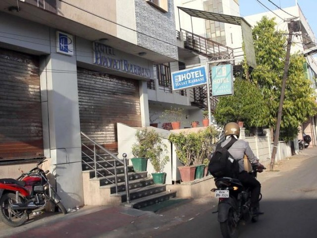 Hotel Hayat Rabbani was running without licence: JMC