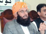 JUI-F leader Maulana Ghafoor Hyderi. PHOTO: FILE