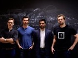 improbable-employees-l-r-rob-whitehead-cto-paul-thomas-vp-product-manager-herman-narula-ceo-and-peter-lipka-coo-pose-for-a-photograph-at-the-company-head-office-in-london