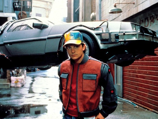 "We might get another famous product from ""Back to the Future"" with the iconic self-drying jacket entering the market. PHOTO COURTESY: Universal Pictures"