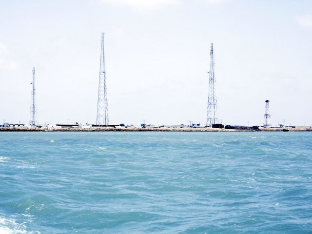 The port project will revive the economy of Keti Bunder city. PHOTO: EXPRESS