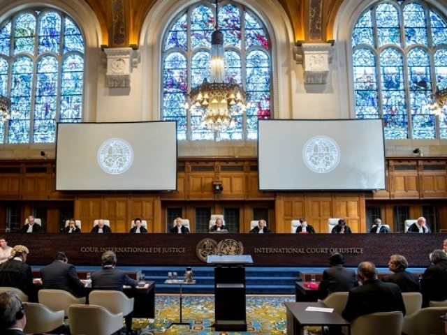 ICJ judgement first step in saving Kulbhushan Jadhav: MEA