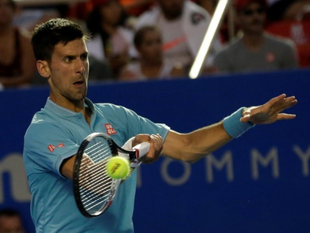 Djokovic is wary of the threat Wawrinka poses at Roland Garros and also expects Murray to be ready despite five victories from his last 10 matches. PHOTO: REUTERS