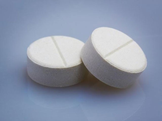 Paracetamol tablets. PHOTO: AFP