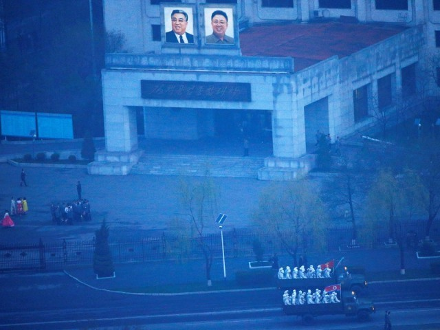 United States media: N. Korea missile reentered Earth's atmosphere