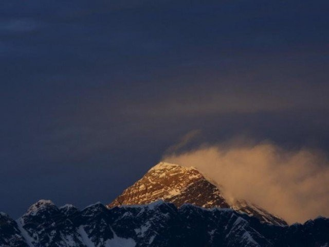 Indian climber missing after reaching Everest summit
