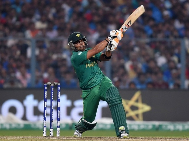 Umar Akmal dropped from Champions Trophy squad over failing fitness tests