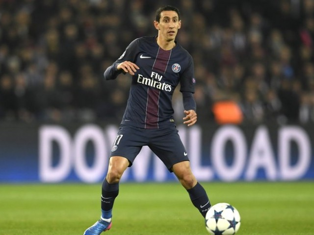 PSG and homes of Angel Di Maria and Javier Pastore raided